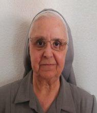 Hna. María Ángeles Cortázar Corcuera