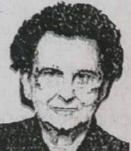 Dña Inés  Sánchez Sánchez.